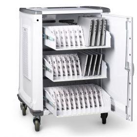 Smartcharge IT carrello / stazione di ricarica per 32 laptop / tablet